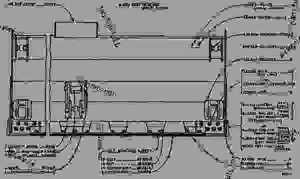 Parts scheme 3J7580 BLADE GROUP  - EARTHMOVING COMPACTOR Caterpillar 825 - 824 & 834 TRACTORS 824B, 825B, 834 & 835 COMPACTORS 826B LAN 93G00001-UP 824, 825, 826, 834 & 835 BULLDOZERS | 777parts
