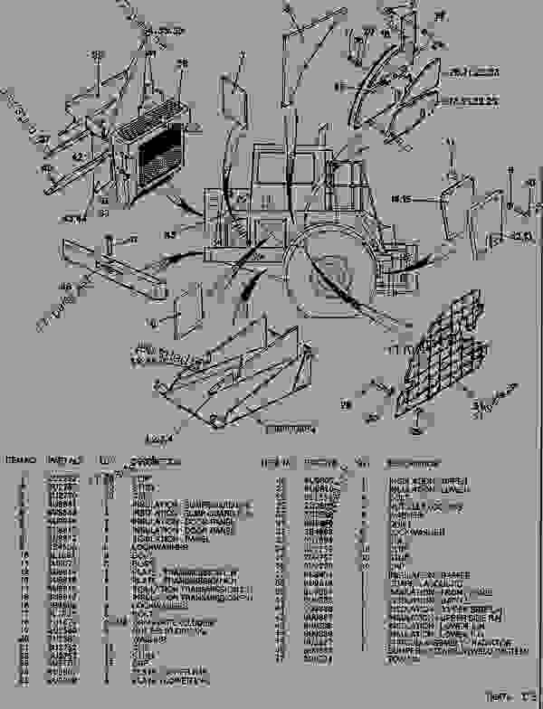 Parts scheme 6U9066 FRENCH HOMOLOGATION KIT  - ARTICULATED DUMP TRUCK Caterpillar D550B - D550B ARTICULATED DUMP TRUCK 5ND00001-UP (MACHINE) POWERED BY 3408 ENGINE ATTACHMENTS | 777parts