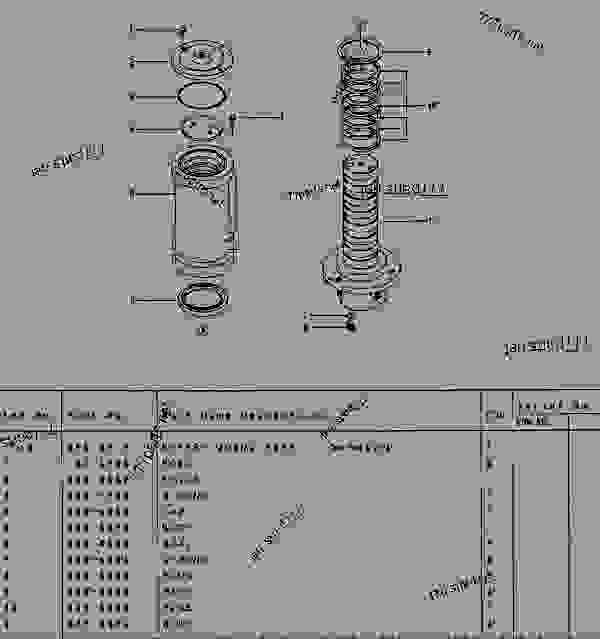 T105960 likewise John Deere 170 Ignition Wiring Diagram together with John Deere 1445 Wiring Diagram together with Parts Case 580 Stabilizer further S677549. on john deere 210le