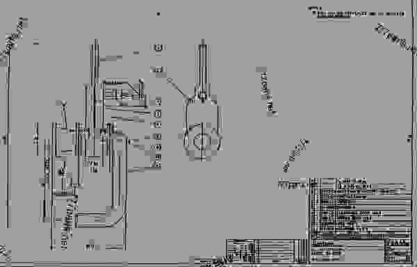 Parts scheme 0297202 MODEL 25-2972 RIGSAVERASS'Y  - ENGINE - GENERATOR SET Caterpillar 3304B - 3304 ENGINE U.S. COAST GUARD ISLAND CLASS GENERATOR SET 2KK00001-UP AIR INLET AND EXHAUST SYSTEM | 777parts
