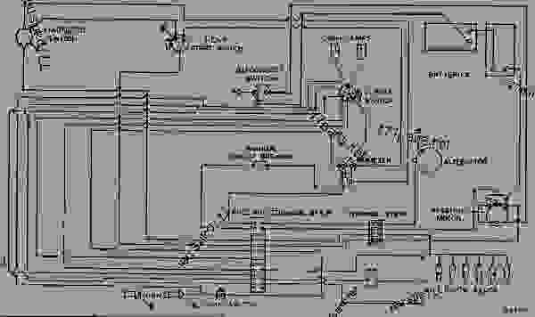BATTERY AND WIRING DIAGRAM - Caterpillar - DIESEL ENGINE   777parts777parts