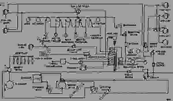 electrical system wiring diagram off highway truck caterpillar aggregate
