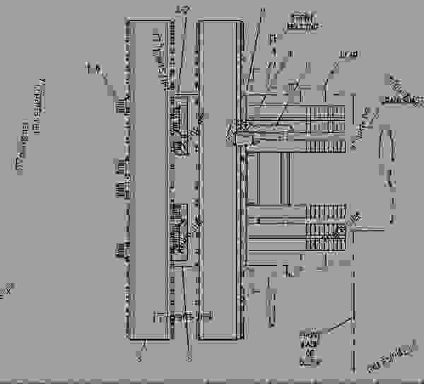 Parts scheme 7W0127 DAMPER GROUP  - ENGINE - INDUSTRIAL Caterpillar 3608 - 3608 GENERATOR, INDUSTRIAL, LOCOMOTIVE AND MARINE January 1980 to December 1997 6MC00001-UP BASIC ENGINE | 777parts