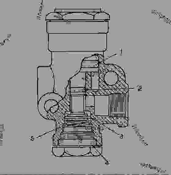 Parts scheme 6D1039 VALVE AS  -EXHAUST BYPASS-EXHAUST DIVERTER - OFF-HIGHWAY TRUCK Caterpillar 775D - 775D Quarry Truck 8AS00001-UP (MACHINE) POWERED BY 3412E Engine AIR INLET AND EXHAUST SYSTEM | 777parts