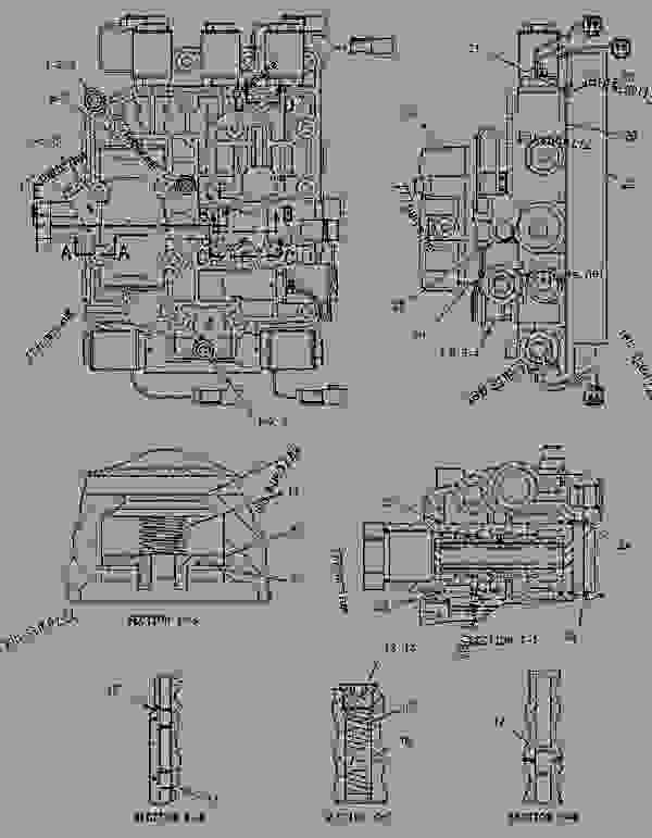 cat 938g wheel loader wiring diagram cat 924h wiring