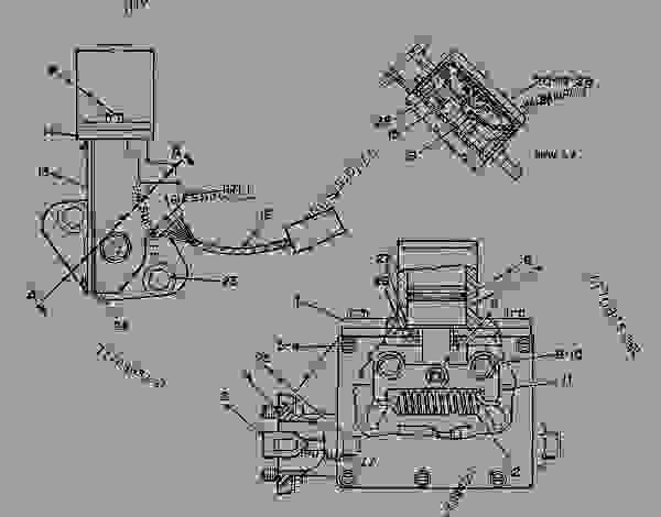 Parts scheme 5V6178 NEUTRALIZER GROUP-TRANSMISSION   - EARTHMOVING COMPACTOR Caterpillar 815B - 815B Soil Compactor 17Z00001-UP (MACHINE) POWERED BY 3306 Engine POWER TRAIN | 777parts