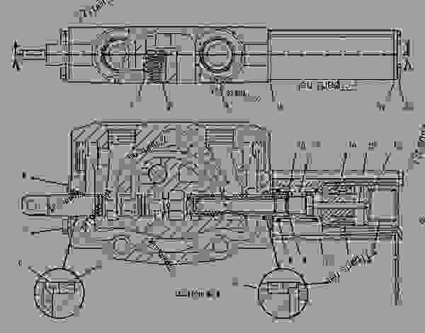 1088518 valve group-control - track-type tractor ... cat 3046 engine diagram