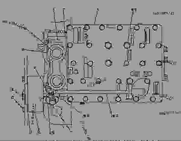 7n0718 switch as-disconnect -battery-ground level - caterpillar