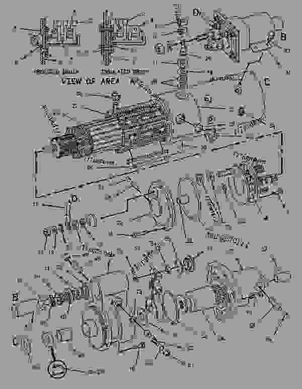 Parts scheme 7T0799 STARTING MOTOR GROUP-ELECTRIC   - ENGINE - GENERATOR SET Caterpillar 3306 - 3306 Generator Set 85Z00001-03763 ELECTRICAL AND STARTING SYSTEM | 777parts
