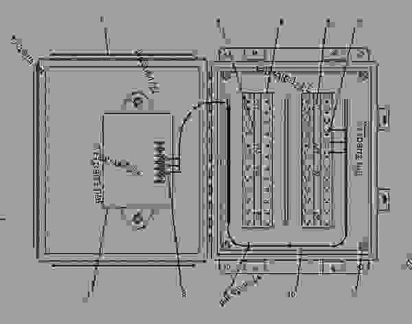 2337973 Separator Group Water Primary Fuel Filter