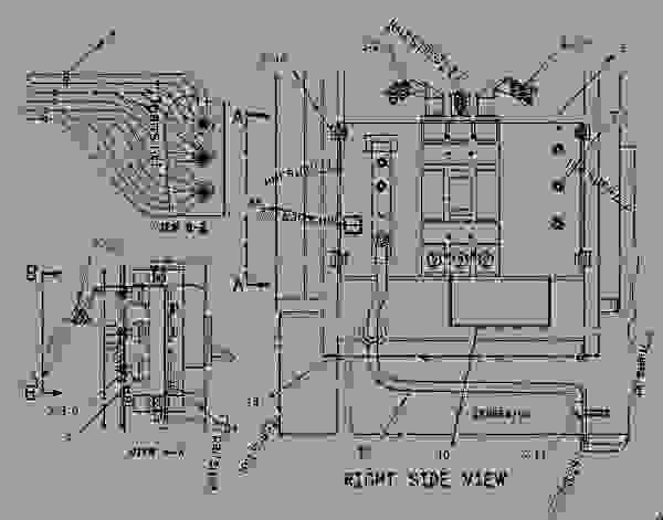 caterpillar wiring diagrams caterpillar image caterpillar 3306 generator wiring diagrams jodebal com on caterpillar wiring diagrams