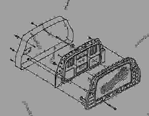 Parts scheme 1298179 MONITOR AR   - CHALLENGER Caterpillar 55 - Challenger 55 Agricultural Tractor 7DM00001-00849 (MACHINE) POWERED BY 3126 Engine OPERATOR STATION | 777parts