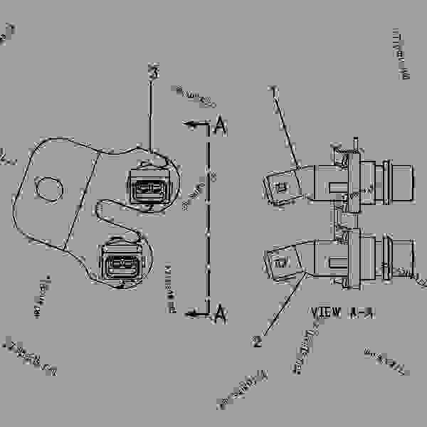 cat c13 sensor diagram