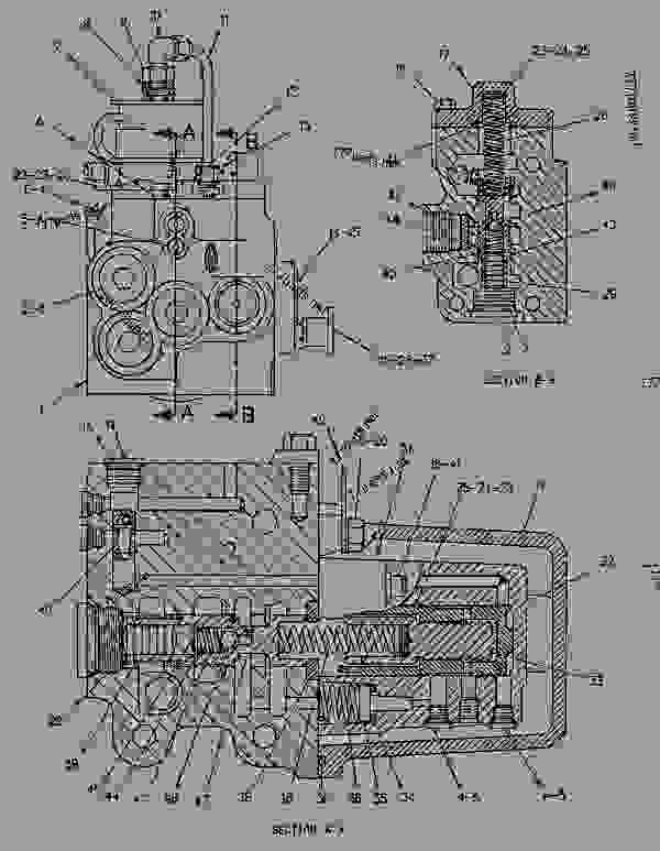 Parts scheme 1149257 SHIELD GROUP   - COLD PLANER Caterpillar PM-565 - PM-565 Cold Planer 3TK00001-00112 (MACHINE) POWERED BY 3408 Engine IMPLEMENTS | 777parts