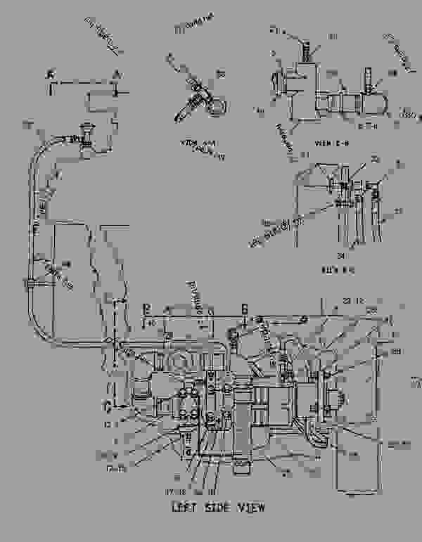 Caterpillar Generator 3412 Wiring Diagram