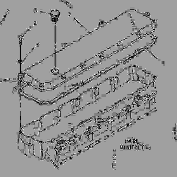 cat 3126b parts diagram