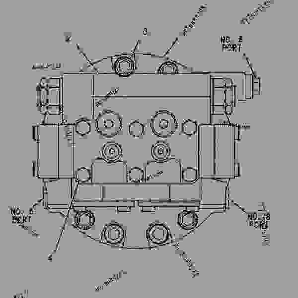 Parts scheme 1140484 MOTOR & MTG GROUP-TRAVEL  - ENGINE - MACHINE Caterpillar 3126 - 322C & 322C L Excavators BKM00001-UP (MACHINE) POWERED BY 3126 Engine HYDRAULIC SYSTEM | 777parts