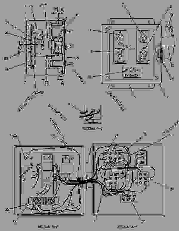 cat 420e wiring diagram