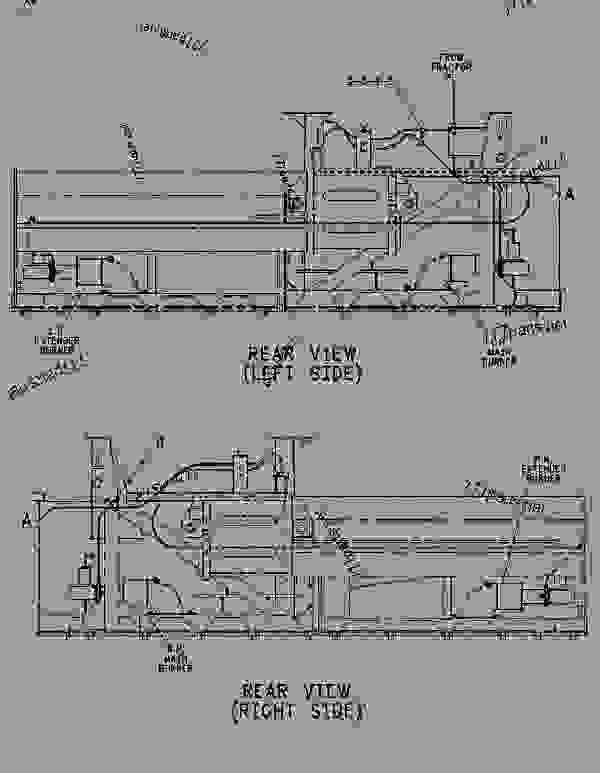 Parts scheme 8I0257 ADJUSTER GROUP-HEIGHT  -MANUAL - ASPHALT PAVER Caterpillar 10-20B - 10-20B, 10-20WB EXTEND-A-MAT Screed 3HL00001-UP CONTROLS | 777parts