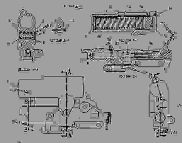 Parts scheme 1352940 VALVE GROUP-POWER TAKE-OFF   - CHALLENGER Caterpillar 45 - Challenger 35 & Challenger 45 Agricultural Tractors 80 in (2032 mm) Base Gauge 3BK00001-UP (MACHINE) POWERED BY 3116 Engine DRAWBAR, THREE POINT HITCH AND PTO | 777parts