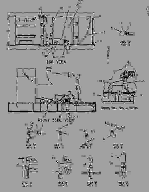 Parts scheme 1436985 PUMP GROUP-FUEL TRANSFER   - ENGINE - GENERATOR SET Caterpillar 3306B - 3306B Generator Set Engine 9DS00001-UP FUEL SYSTEM | 777parts