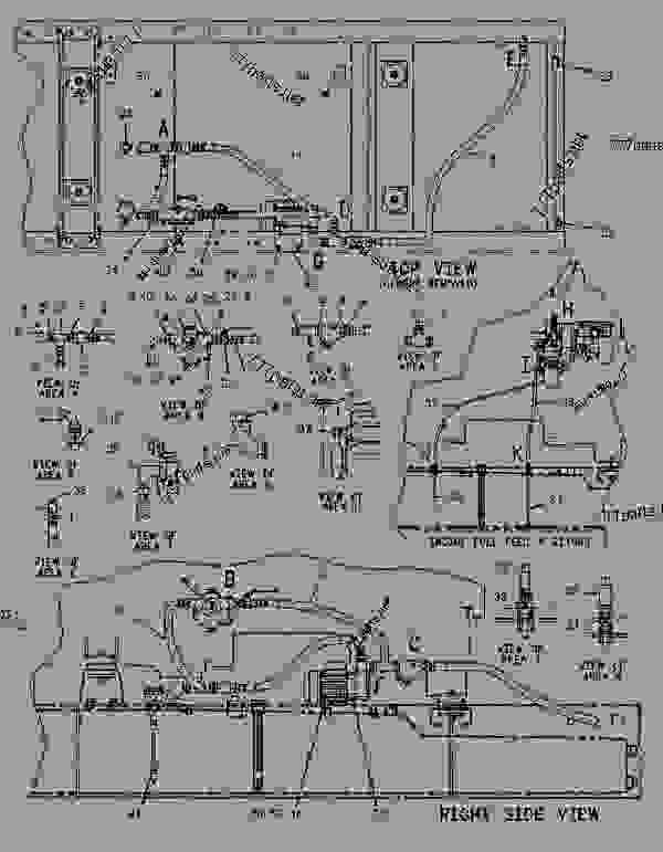 Parts scheme 1436987 PUMP GROUP-FUEL TRANSFER   - ENGINE - GENERATOR SET Caterpillar 3306B - 3306B Generator Set Engine 9DS00001-UP FUEL SYSTEM | 777parts