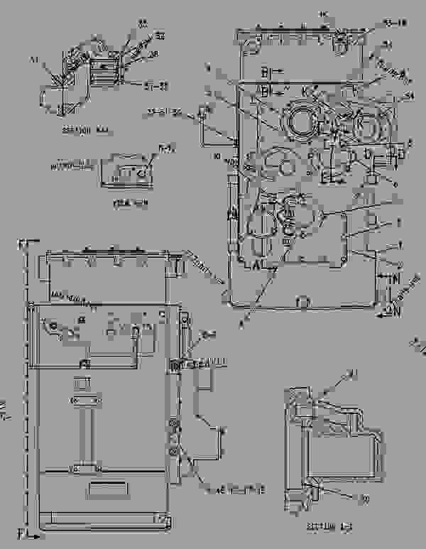 Parts scheme 1496328 CASE & PARTS GROUP-TRANSMISSION  -WITH POWER TAKE-OFF - CHALLENGER Caterpillar 85E - Challenger 85E Agricultural Tractor 1NM00001-UP (MACHINE) POWERED BY 3196 Engine POWER TRAIN | 777parts