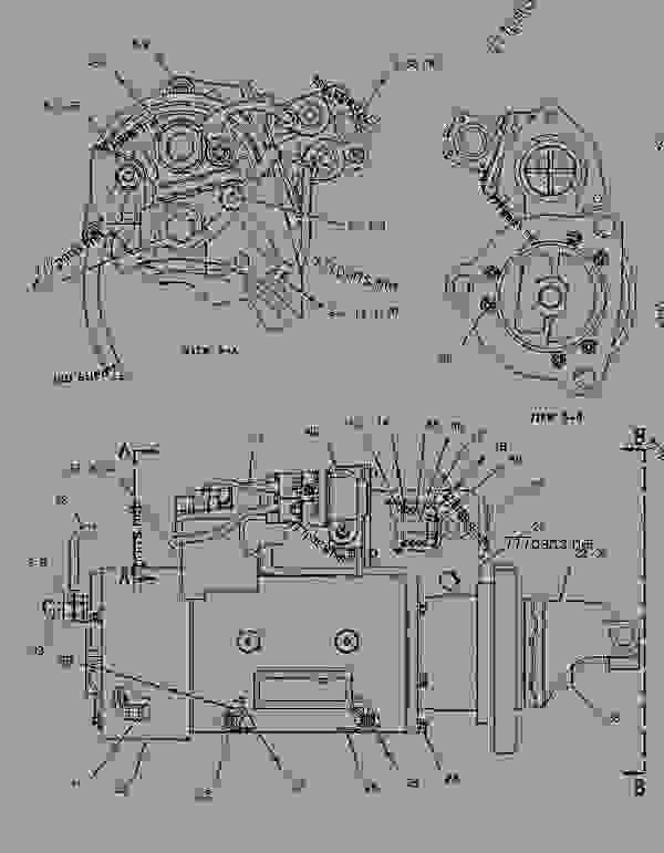 Parts scheme 1463503 MOTOR GROUP-ELECTRIC   - CHALLENGER Caterpillar 65E - Challenger 65E Agricultural Tractor 1GM00001-UP (MACHINE) POWERED BY 3176 Engine ELECTRICAL AND STARTING SYSTEM | 777parts
