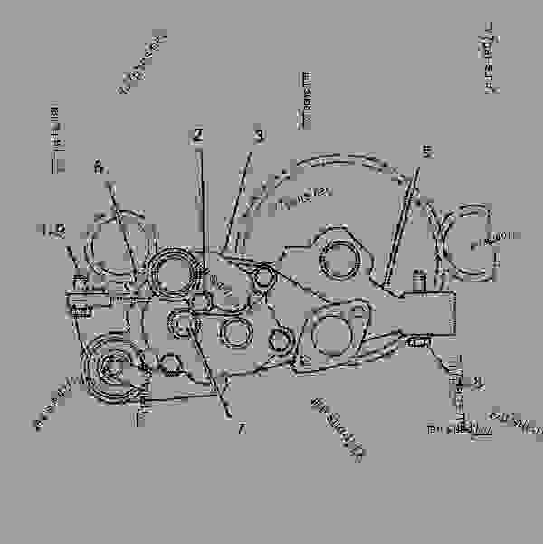 Parts scheme 2P1784 PUMP GROUP-ENGINE OIL ENGINE OIL PUMP GROUP - ENGINE - GENERATOR SET Caterpillar 3306 - 3306 Generator Set 85Z00001-03763 LUBRICATION SYSTEM | 777parts