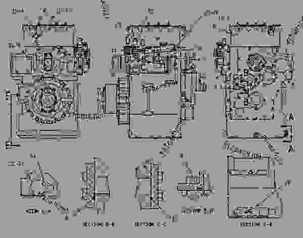 Parts scheme 1496335 COVER GROUP-SHIPPING  -WITH POWER TAKE-OFF - CHALLENGER Caterpillar 95E - Challenger 95E Agricultural Tractor 6KS00001-UP (MACHINE) POWERED BY 3196 Engine POWER TRAIN | 777parts