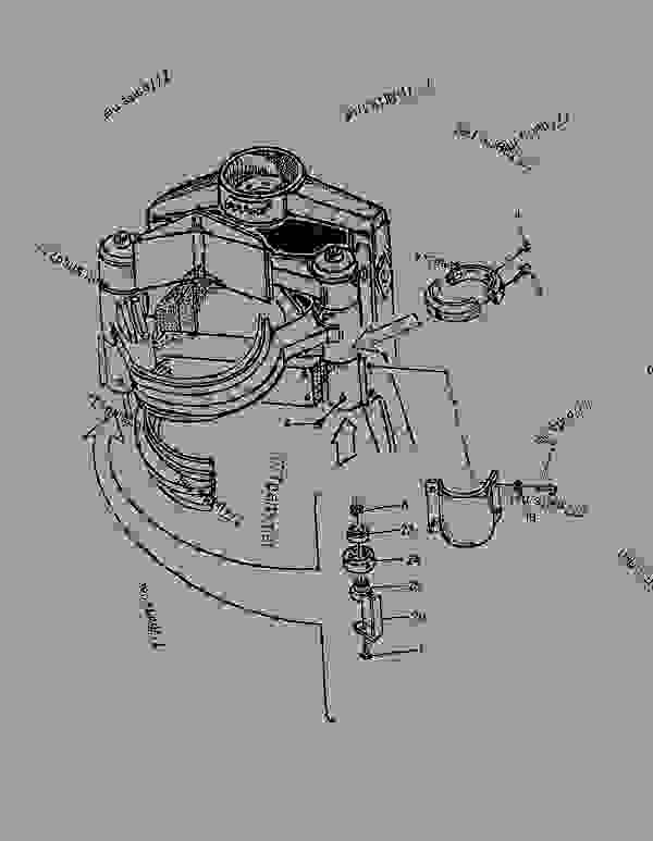 1688981 wiring group-harvester head