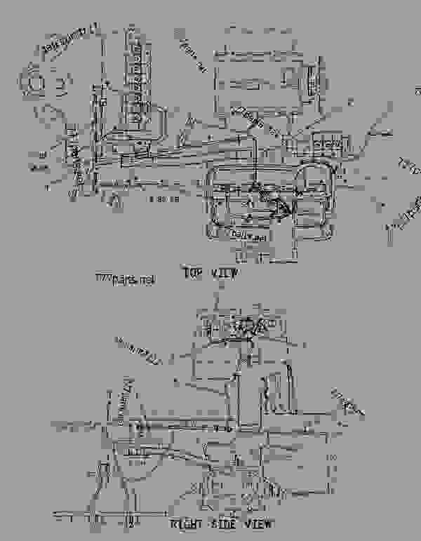 Parts scheme 1417885 VALVE GROUP-BACKHOE NEUTRALIZER   - BACKHOE LOADER Caterpillar 416C - 416C Backhoe Loader Center Pivot, Parallel Lift 1WR00001-08115 (MACHINE) POWERED BY 3054 Engine HYDRAULIC SYSTEM | 777parts