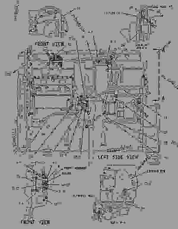 cat 3406e engine sensor diagram  cat  free engine image