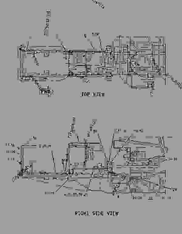 1593723 wiring group-rear