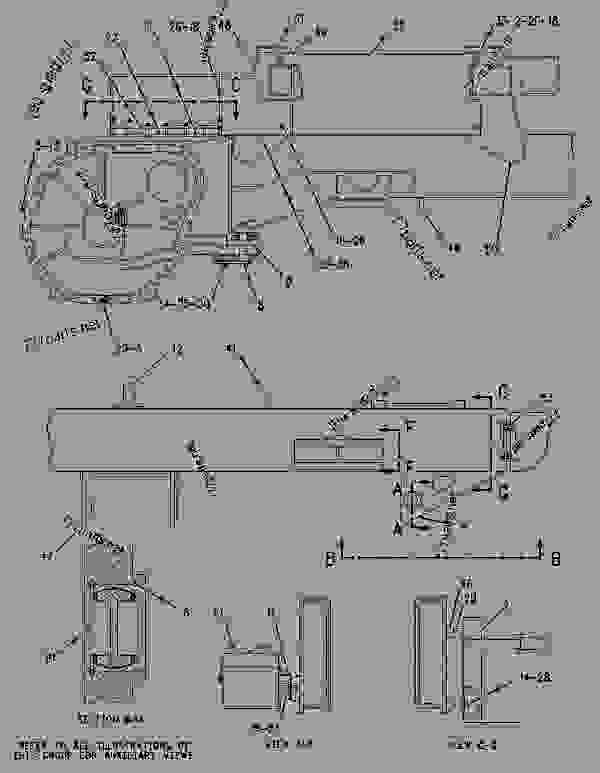 Parts scheme 1366067 FRAME GROUP   - CHALLENGER Caterpillar 95E - Challenger 95E Agricultural Tractor 6KS00001-UP (MACHINE) POWERED BY 3196 Engine FRAME AND BODY | 777parts