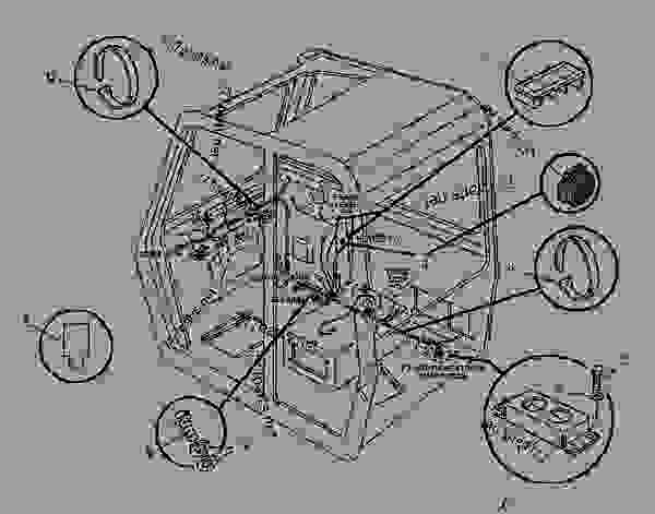 1435297 Wiring Group-cab