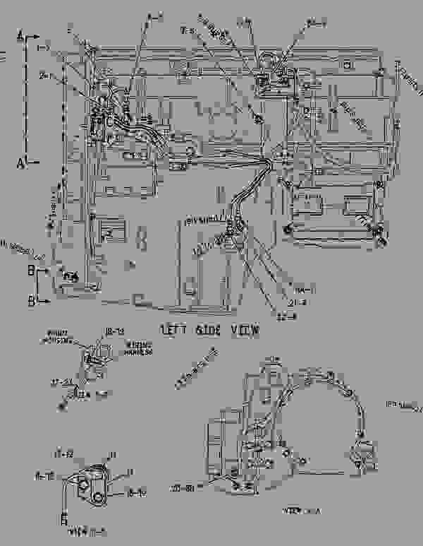 Parts scheme 1920883 SENSOR GROUP-ENGINE   - CHALLENGER Caterpillar MTC845 - C-12, C-15, C-16 Caterpillar Engines For AGCO Challenger 81700001-UP (MACHINE) ELECTRICAL AND STARTING SYSTEM | 777parts