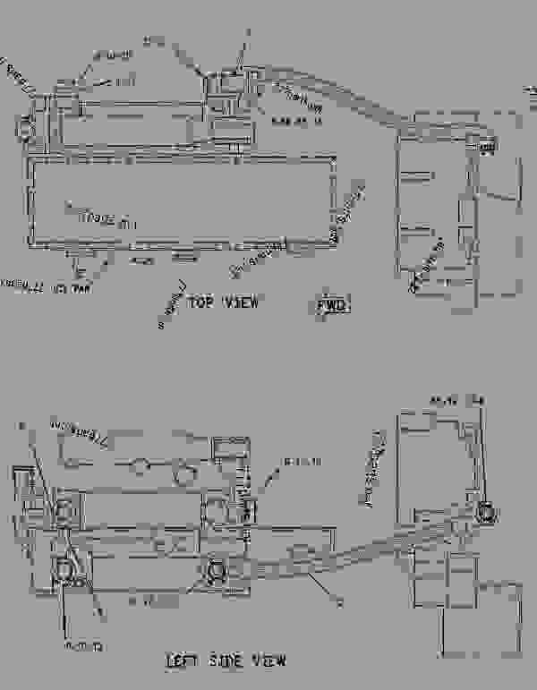 Parts scheme 1985950 HOUSING GROUP-REAR AXLE   - OFF-HIGHWAY TRUCK Caterpillar 775D - 775D Quarry Truck 8AS00001-UP (MACHINE) POWERED BY 3412E Engine POWER TRAIN | 777parts