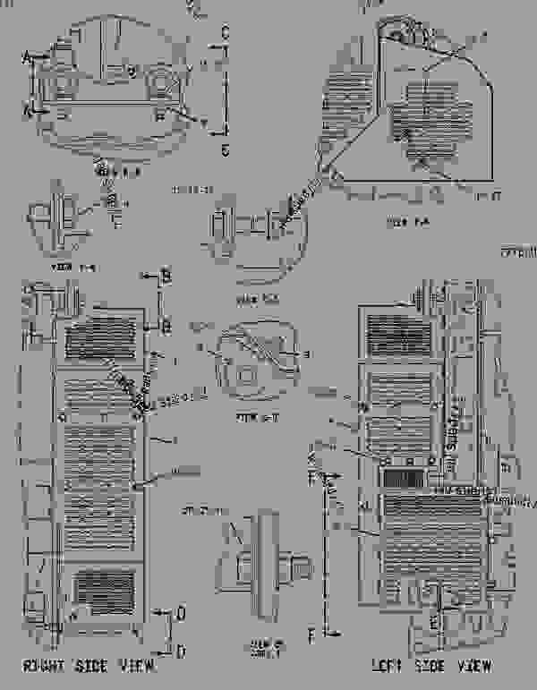 Parts scheme 1855579 GUARD GROUP-PULLEY   - ENGINE - GENERATOR SET Caterpillar 3406E - 3406E Generator Set 8AZ00001-UP BASIC ENGINE | 777parts