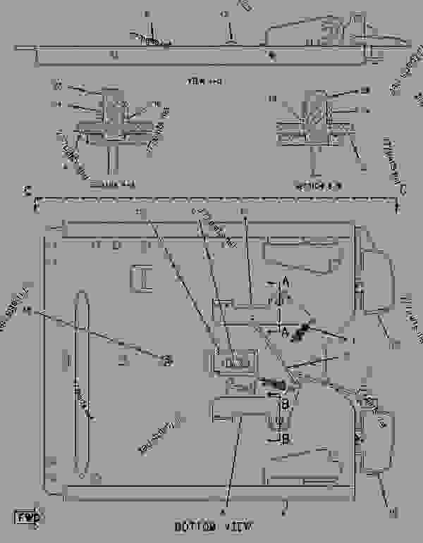 Parts scheme 1067372 VALVE GROUP-RELIEF  -HOIST LOW PRESSURE, LOWER - OFF-HIGHWAY TRUCK Caterpillar 775D - 775D Quarry Truck 8AS00001-UP (MACHINE) POWERED BY 3412E Engine HYDRAULIC SYSTEM | 777parts