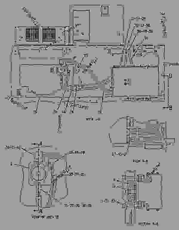 Parts scheme 1947094 GENERATOR GROUP-HYDRAULIC   - ASPHALT PAVER Caterpillar AP-1000B - AP-1000B, BG-260C Asphalt Paver 7HN00001-UP (MACHINE) POWERED BY 3116 Engine ELECTRICAL AND STARTING SYSTEM | 777parts