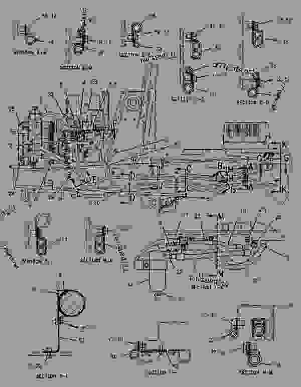 Parts scheme 1932342 HORN GROUP-ELECTRIC  -REAR - BACKHOE LOADER Caterpillar 438D - 438D Backhoe Loader BPE00001-00663 (MACHINE) POWERED BY 3054 Engine OPERATOR STATION | 777parts