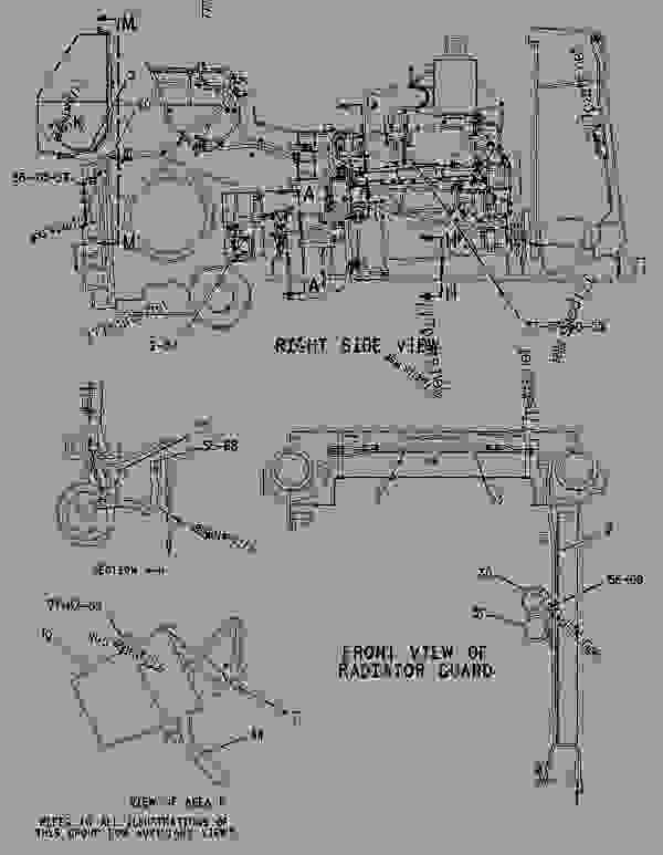 1643733 harness assembly-engine