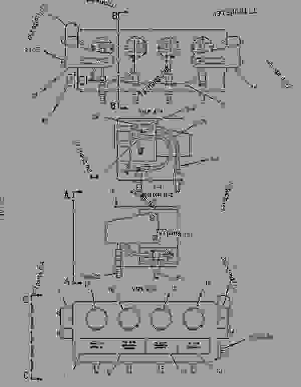 Parts scheme 1785198 PANEL GROUP-INSTRUMENT   - ENGINE - GENERATOR SET Caterpillar 3456 - 3456 DPGDS Generator Set-Military 9BZ00001-UP OPERATOR STATION | 777parts