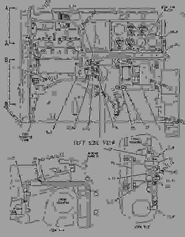cat 3406 engine parts diagram