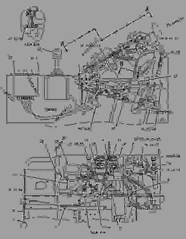 caterpillar 3126 parts diagrams