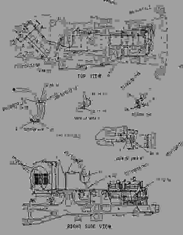 Parts scheme 1495822 CONTROL GROUP-TMSN & HOIST   - ARTICULATED DUMP TRUCK Caterpillar 735 - 735 Articulated Truck B1N00001-UP (MACHINE) POWERED BY C15 Engine OPERATOR STATION | 777parts