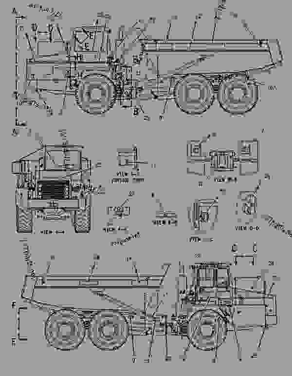Parts scheme 1375664 PLATE & FILM GROUP  -GREEK - ARTICULATED DUMP TRUCK Caterpillar D250E II - D250E Series II Articulated Truck 4PS00001-UP (MACHINE) POWERED BY 3306 Engine SERVICE EQUIPMENT AND SUPPLIES | 777parts