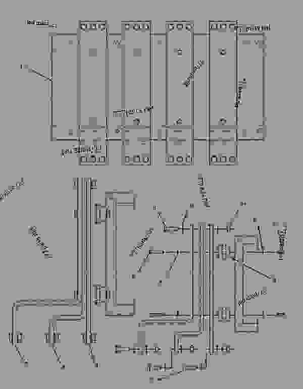 Parts scheme 2287232 HEATER GROUP-JACKET WATER   - ENGINE - GENERATOR SET Caterpillar 3406E - 3406E Generator Set 8AZ00001-UP ELECTRICAL AND STARTING SYSTEM | 777parts