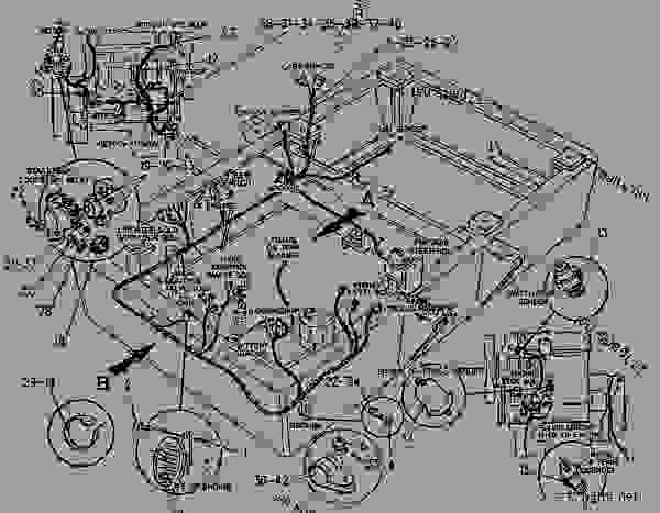 cat th63 wiring schematic 1997